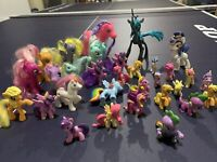 My Little Pony Figure Lot Of 31 Pieces