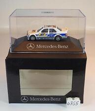 Herpa 1/87 Mercedes Benz 190 E DTM Jet Fahrer von Ommen OVP #6355