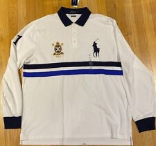 Polo Ralph Lauren Rugby Polo Longsleve Shirt Sz. XXLarge **NEW**