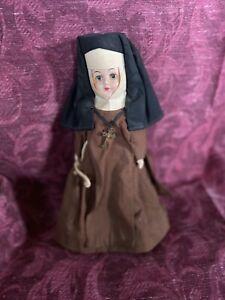 Antique Felician Nun Doll