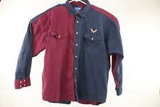 Vintage Wrangler Button Up Shirt Mens Cowboy Western chest 55'' Size Xxl