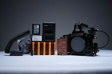Sony a6500 Camera Body + Filmmakers Kit (SmallRig, Tilta, SanDisk, & more)