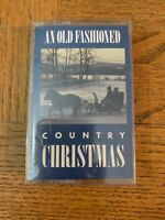 An Old Fashioned Country Christmas Cassette