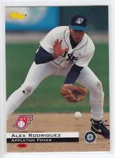 Not Autographed 1994 Season Baseball Cards