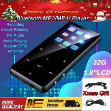 32GB Bluetooth MP3 Player HIFI Digital Musikspieler 1.8