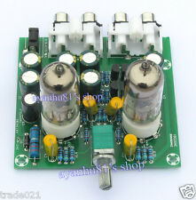 6J1 Valve Pre-amp Tube PreAmplifier Board Bass on Musical Fidelity X10-D kits