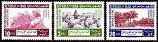 Irak Iraq 1962 ** Mi.367/69 Landwirtschaft Agriculture Hunger Armut