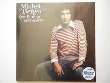 Michel Berger 33Tours vinyle Que l'Amour Est Bizarre (France Gall)