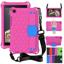 """Kids Shockproof Stand Case Strap For Samsung Galaxy Tab A 8.0"""" 10.1"""" 8.4"""" Tablet"""