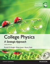 NEW 3 Days AUS College Physics A Strategic Approach 3E Knight Jones 3rd Edition