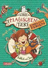 Schule der magischen Tiere - Endlich Ferien 1 - Rabbat und Ida - Margit Auer