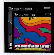 (AW508) The Killer Meters, Rainbow of Love - DJ CD