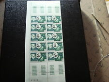 MONACO -timbre yvert et tellier n°435 x10 n** - stamp monaco