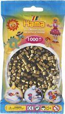 Hama - 207-63 - Loisirs Créatifs - Perles et Bijoux - Sachet 1000 Perles Bronze
