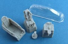 Pavla C72003 1/72 Resin cockpit KP Models Mikoyan MiG-21MF Fishbed