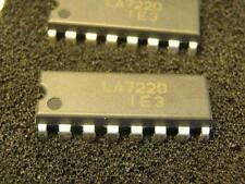 LA7220  ELECTRONIC SWITCH FOR VCR/ AUDIO USE SANYO 1PCS