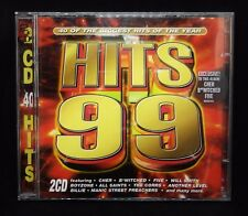 Hits 99 CD: 40 of the Biggest Hits of the Year CD Album,1998,B*Witched,Billie