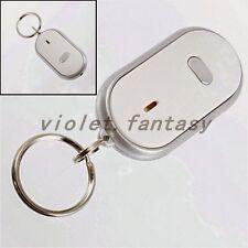 Key Finder Lost Keys Chain Keychain Whistle Sound Control Alarm Seeker Fashion