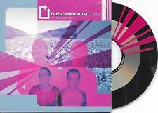 NEIGHBOUR DJ'S - Frequency CD SINGLE 2TR Euro House Trance 2001 Belgium
