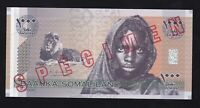 SOMALILAND ----- 1000  SHILLINGS  2006 ---- UNC --- SPECIMEN -----