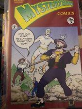 Original Mystery Men #3 - Dark Horse Comics - Bob Burden