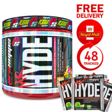 HYDE PRE WORKOUT PRO SUPPS