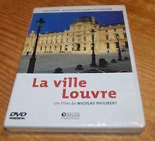 Dvd La ville Louvre, documentaire, prix Europa
