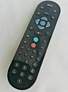 Latest (2021) Sky Q Remote With Bluetooth Voice Control 100% Official Genuine