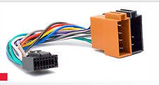 CARAV 15-103 Adapterkabel Stecker universal ISO für Kenwood Autoradio