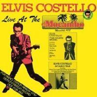 "ELVIS COSTELLO ""LIVE AT THE EL MOCAMBO"" CD NEW"
