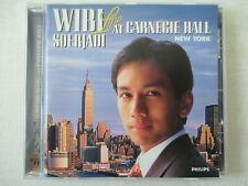 Wibi Soerjadi - Live At Carnegie Hall New York - Schumann, Ravel, Chopin, Liszt