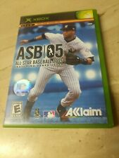 All-Star Baseball 2005 (Microsoft Xbox, 2004)