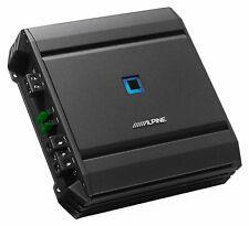 Alpine S-A60M 600 Watt Rms Mono Car Audio Amplifier Subwoofer Amp Class-D