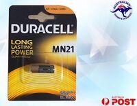 Duracell MN21 MN23 23AE GP23 A23 V23GA 3LR50 BATTERY ALKALINE 12V Brand new