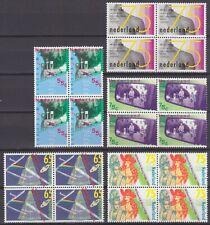 kavel blokjes van 4 zegels 1988 (1) postfris (MNH)