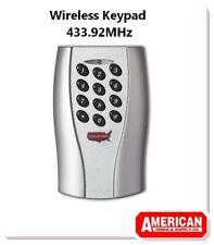 Wireless Keypad 433.92MHz