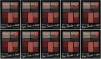 (10) Wholesale Revlon Eyes Cheeks + Lips Palette New & Sealed 300 Berry In Love