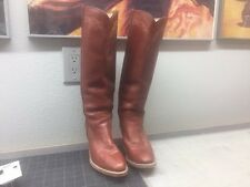 Women's Leather cowboy western boots size 8.5