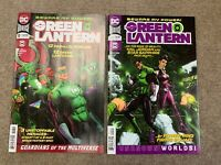 Green Lantern #10, 11 1st Cameo & Full App of Gold Lantern DC Comics