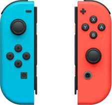 NINTENDO Switch Joy-Con (L/R)-Neon Red/Neon Blue Wireless Controller