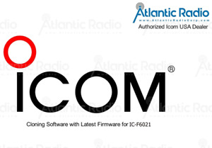 Icom IC-F6021 Cloning Software and Latest Firmware F6021 Programming Software