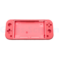 Nintendo Switch Lite HDH-001 Front and Back Full Cover Housing Black