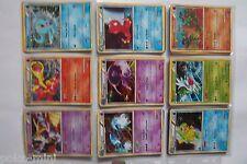 A COMPLETE SET OF UNLEASHED 1-83 NO LEGENDS PRIMES ARTS  EX POKEMON CARDS