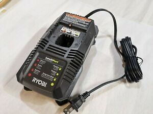 Ryobi P118 Lithium-ion/Ni-Cad ONE+ 18V IntelliPort Battery Charger Tested