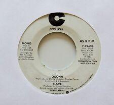 Slave : Ooohh (Promo 45) Electronic Soul Funk