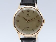 Omega Vintage Manual Winding 18K Gold Caliber 266