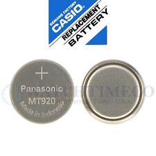 Panasonic MT920 Akku Casio Gebäude Glanz Wave Ceptor