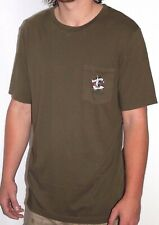 RVCA - Cold Soul Military Crew Neck Tee - T Shirt / Tee Size XL. NWT, RRP $55.99