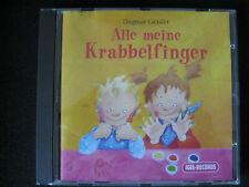Kinderlieder Alle meine Krabbelfinger CD