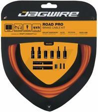 New Jagwire Road Bike Pro Brake Cable Kit Slick Lube SRAM / Shimano Orange